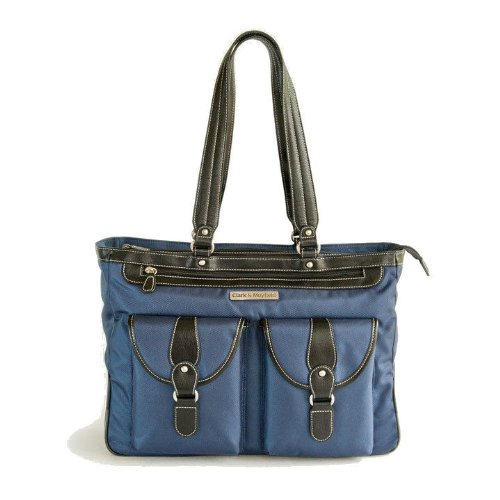 Clark & Mayfield Marquam Laptop Handbag 18.4