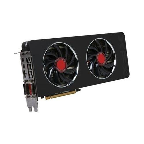 Xfx Black Edition Double D R9-280A-Tdbd Radeon R9 280 3Gb 384-Bit Gddr5 Pci Express 3.0 Hdcp Ready Crossfirex Support Video Card (Xfx R9-280A-Tdbd)