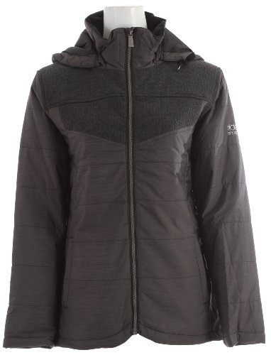 Ride Snowboards Women'S Cascade Jacket, Black, Small