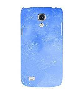 EPICCASE Bright Blue Sky Mobile Back Case Cover For Samsung Galaxy S4 Mini (Designer Case)