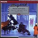 Mozart-Sonate K 310-Uchida