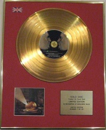 The Mars volta-cd Oro disc-deloused nel cematorium