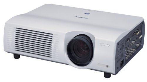 Sony Vpl-Px40 Network-Ready Lcd Projector