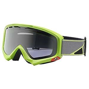 Giro Station Masque de ski Vert/noir Taille unique