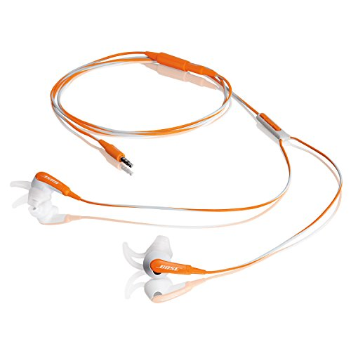 Bose discount duty free Bose SIE2i Sport Headphones - Orange