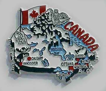 Canada - Magnets