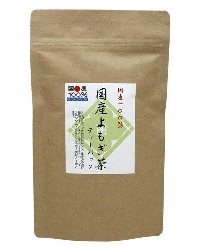 M 国産よもぎ茶 ティーパック 3g×20p /セ/ ヨモギ 蓬
