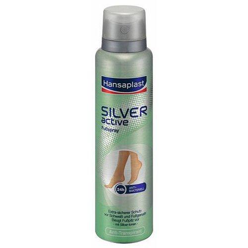 HANSAPLAST Silver Active Fuss Spray 150 ml Spray