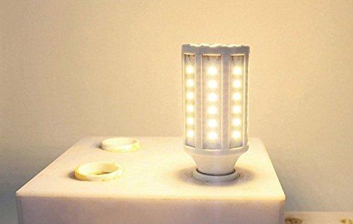 Siga® Led 110V E27 20W Super Bright 102Led 5050 Corn Light Bulbs Lamp, 1200 Lumen Led Warm White, 2800K ~3200K, Energy Saving And Save Money