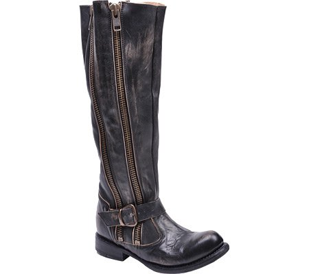 BED:STU Women's Tango Knee-High Boot,Black,7 M US