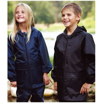 REGATTA STORMBREAK CHILDRENS FULLY WATERPROOF JACKET - 2 COLOURS