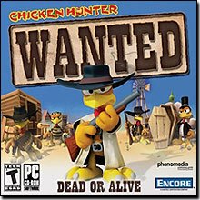 Chicken Hunter Wanted JC