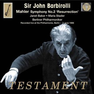 Mahler: Symphony No.2 (Live 1965)