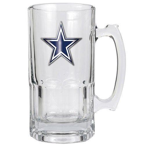 Nfl Dallas Cowboys 1-Liter Macho Mug (Primary Logo)