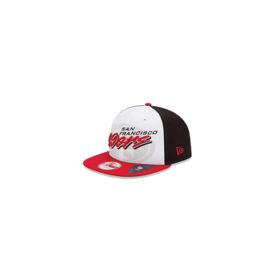 NFL San Francisco 49ers NE Gamer 950 Snapback Cap