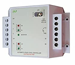 Walnut Innovations Water Level Controller For Three Ph. Pump sets