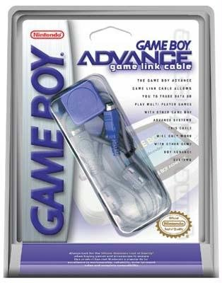 Game Boy Advance Game Link Cable