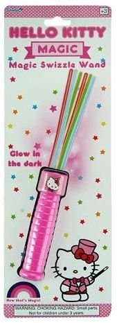Hello Kitty Magic Glow Spray Swizzle Wand Wand