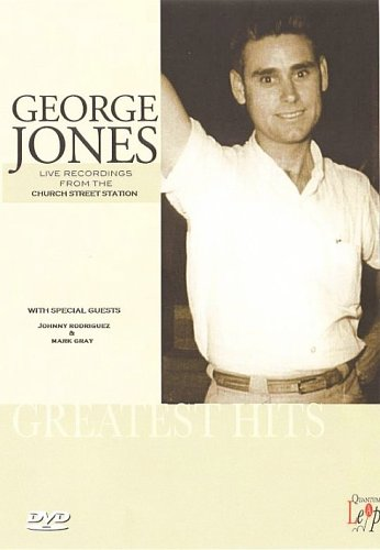 George Jones - Live From The Church Street Station [DVD]