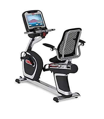 Star Trac E-RBe Recumbent Bike with HD Embedded Monitor