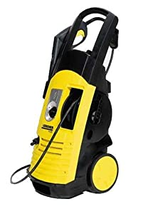 k rcher pressure washer with a 2500w motor and 150 bar pressure diy tools. Black Bedroom Furniture Sets. Home Design Ideas
