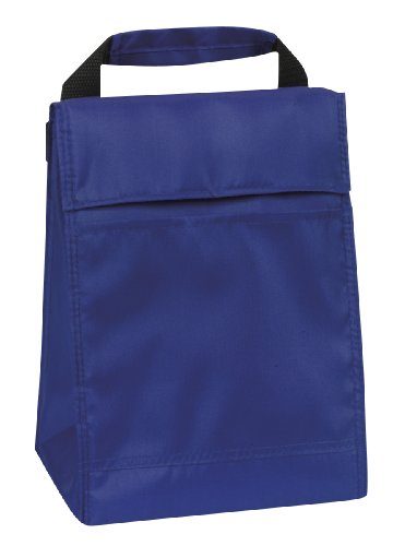 Bags for LessTM Insulated Lunch Bag, Royal - 1
