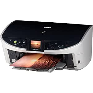 Canon PIXMA MP500 All-In-One Photo Printer, Copier, and Scanner