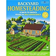 H D A, Inc. CH11521 Backyard Homesteading DIY Reference Book