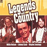 Various Artists Legends Of Country