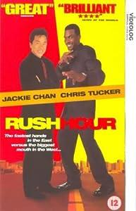 Rush Hour [VHS] [1998]