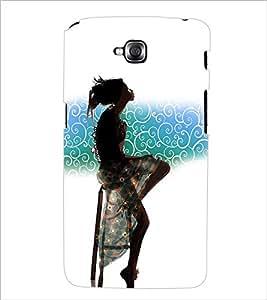 PRINTSWAG GIRL Designer Back Cover Case for LG G PRO LITE