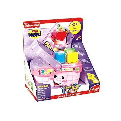 Fisher Price Picnic front-1045958