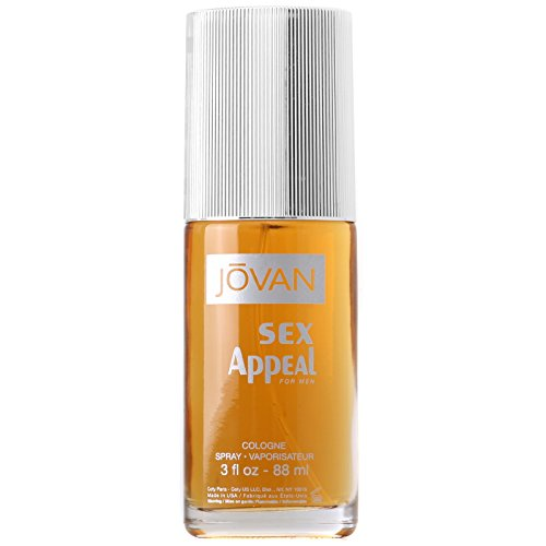 Jovan Sex Appeal by Jovan Eau de Cologne Spray 88ml