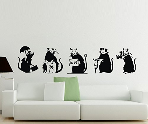 Wall decals business