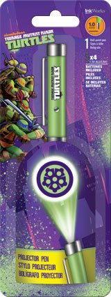 Teenage Mutant Ninja Turtles TMNT Projector Pen