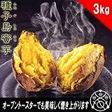 甘~いお芋★種子島農業生産法人 夢百笑【あんのう芋】種子島蜜芋(約3kg)