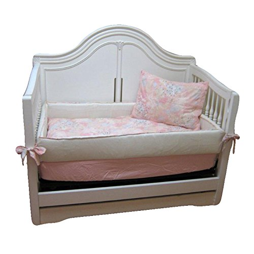aBaby Crib Bedding Set, Confection