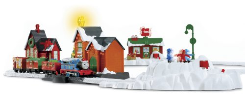 Thomas the Train: TrackMaster Thomas' Christmas Delivery