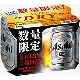 アサヒ スーパードライ 鮮度実感パック 350ml×24缶(1ケース)