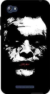 Cliche Printed Back Cover For Micromax Canvas 5 E481