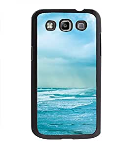 Sea 2D Hard Polycarbonate Designer Back Case Cover for Samsung Galaxy Quattro Duos :: Samsung Galaxy Grand Quattro :: Samsung Galaxy Win Duos I8552