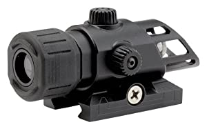 Dye DAM Izon Occluding Red Dot Sight - Black