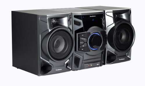 Review and Buying Guide of The Best  Goodmans GMN02BT Mini Hi-Fi System