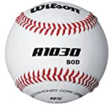 Wilson A1030-BOD High School, Adult Practice and Youth League Play Baseball (Over Run Stamp) (Sold in Dozens)