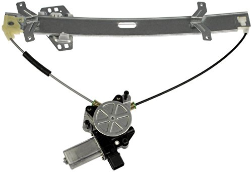 Dorman 741-307 Honda Accord Front Passenger Side Window Regulator with Motor