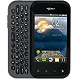 LG myTouch Q C800 GSM Android Slider Phone - Black/Grey
