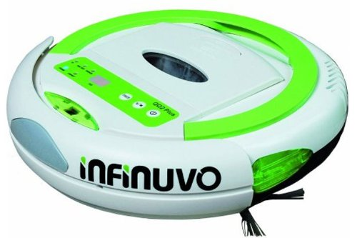 Infinuvo Cleanmate QQ2 Plus Staubsaugroboter