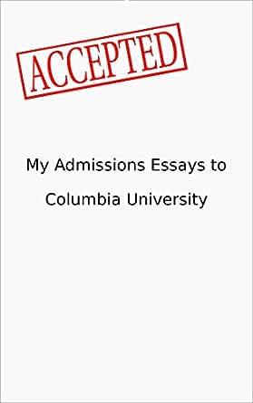 Graduate admissions essays donald asher pdf download