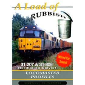 A Load Of Rubbish: Class 31s Northolt - DVD - Locomaster Profiles