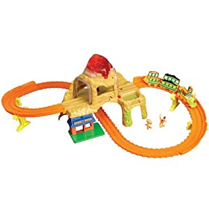 Learning Curve Dinosaur Train Time Tunnel Mountain Set at Sears.com
